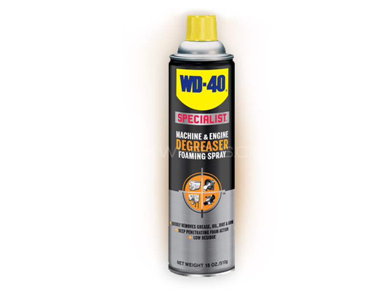 WD-40 SPECIALIST ENGINE DEGREASER - 500ml Image-1