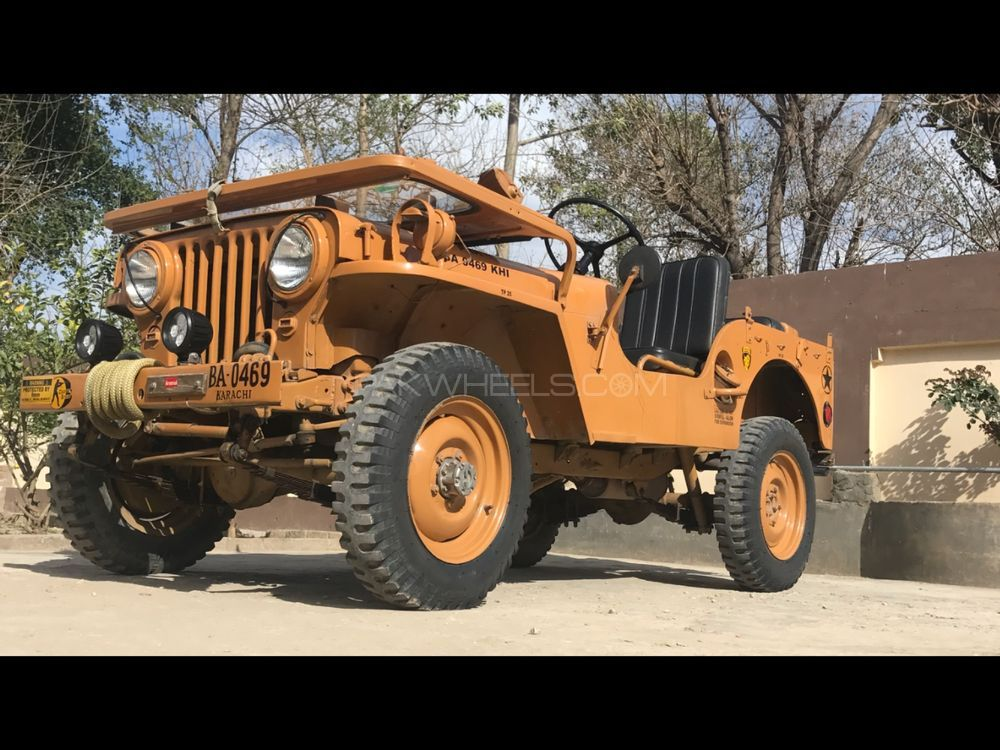 Jeep Other 1951 Image-1