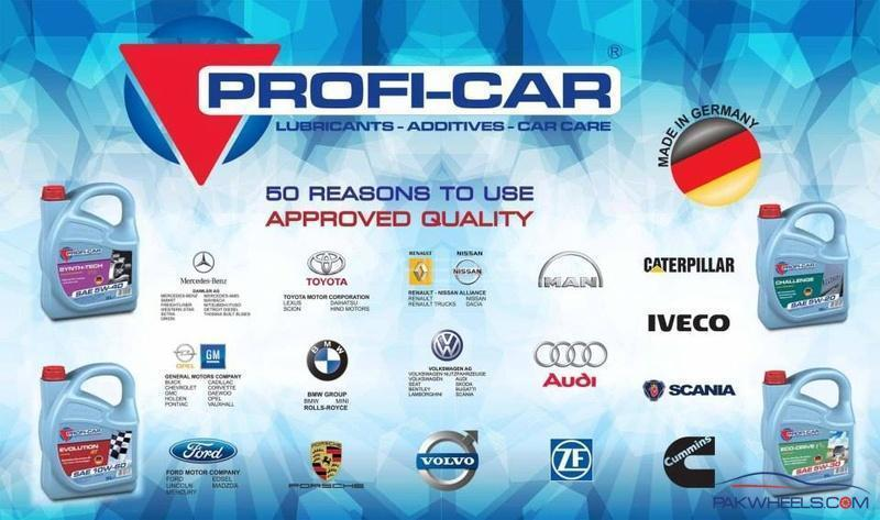 Buy Profi-Car German Car Oil & Car Treatments in ...