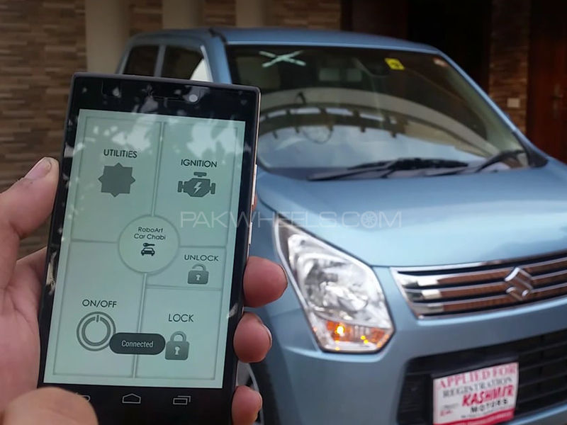 Car Chabi Device - Android  in Lahore