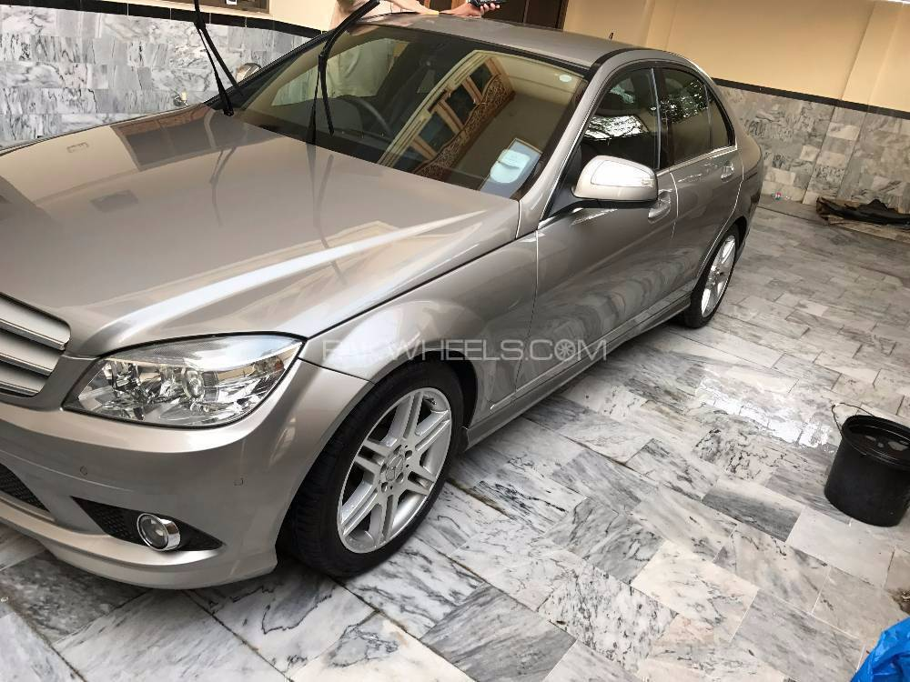 Mercedes benz c class c180 2008 for sale in rawalpindi for 2008 mercedes benz c300 for sale