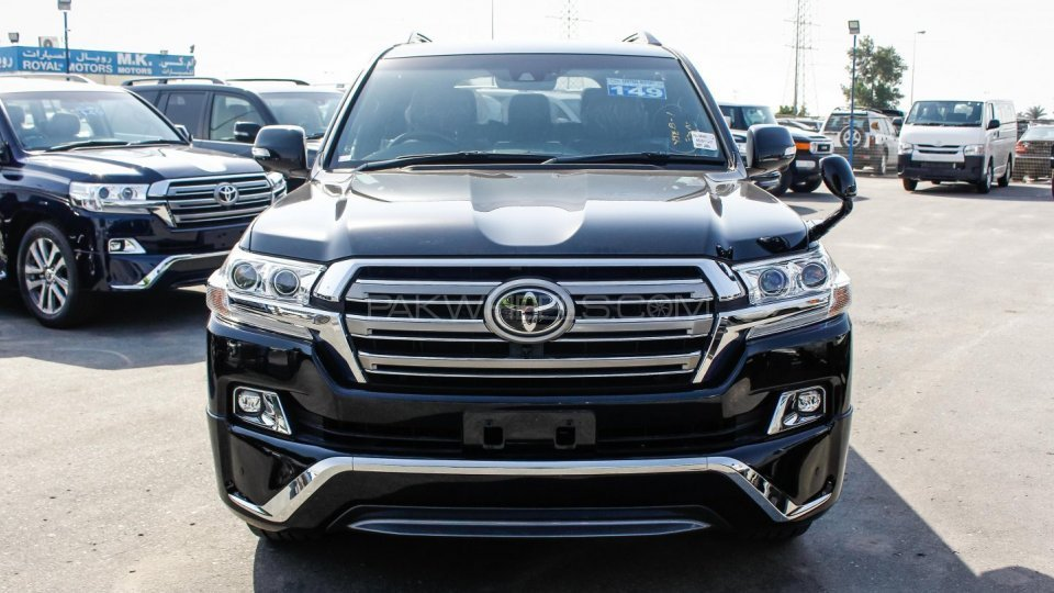 toyota land cruiser zx 2017 in transit for sale pakwheels
