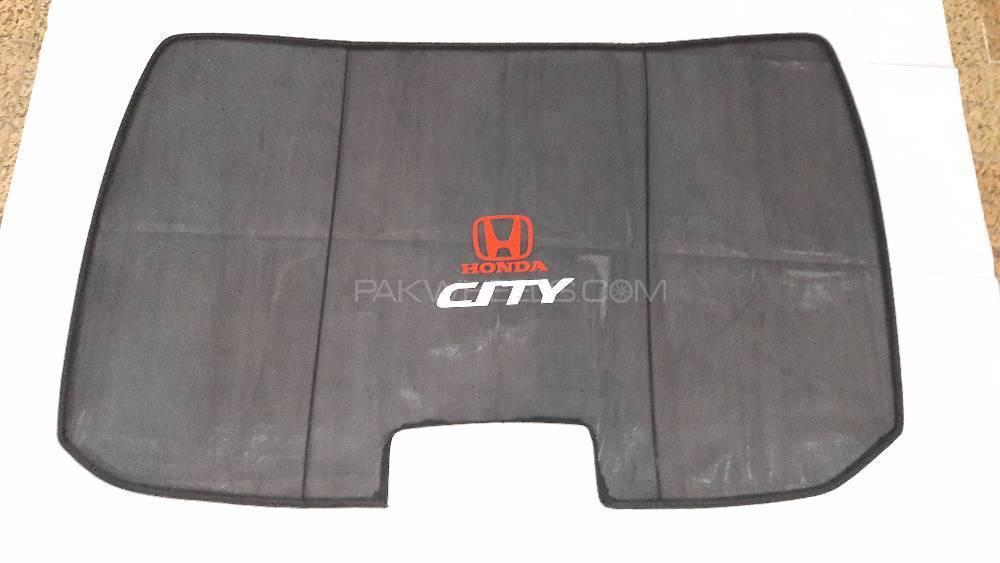 Back Screen Curtain Honda City 2002-2007 in Lahore