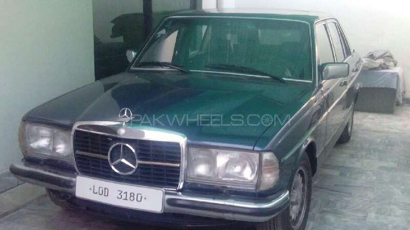 Mercedes Benz S Class S280 1989 Image-1