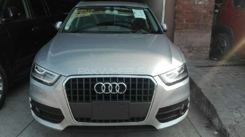 Audi Q3 1.4 TFSI 2014 Image-1
