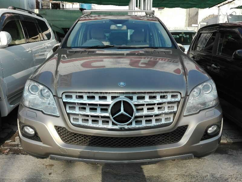 Mercedes benz m class ml 350 2009 for sale in lahore for 2009 mercedes benz ml350 for sale