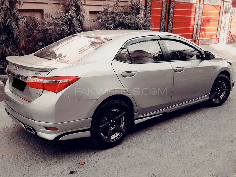 Body Kit With Primer For Corolla 2014-2016 in Lahore