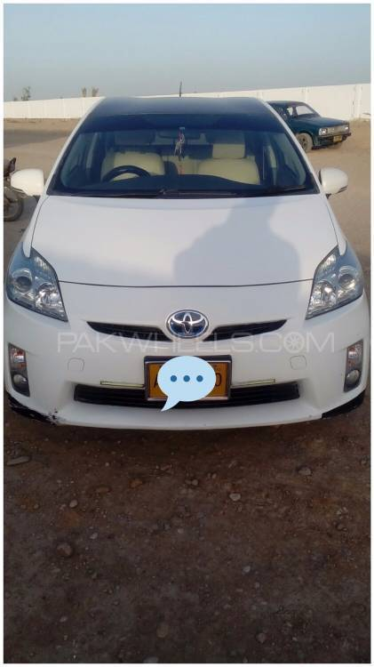 toyota prius s touring selection 1 8 2009 for sale in karachi pakwheels. Black Bedroom Furniture Sets. Home Design Ideas