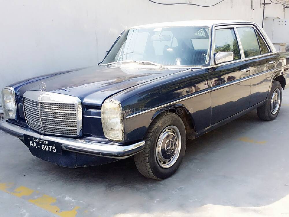mercedes benz 200 d 1974 for sale in lahore pakwheels. Black Bedroom Furniture Sets. Home Design Ideas