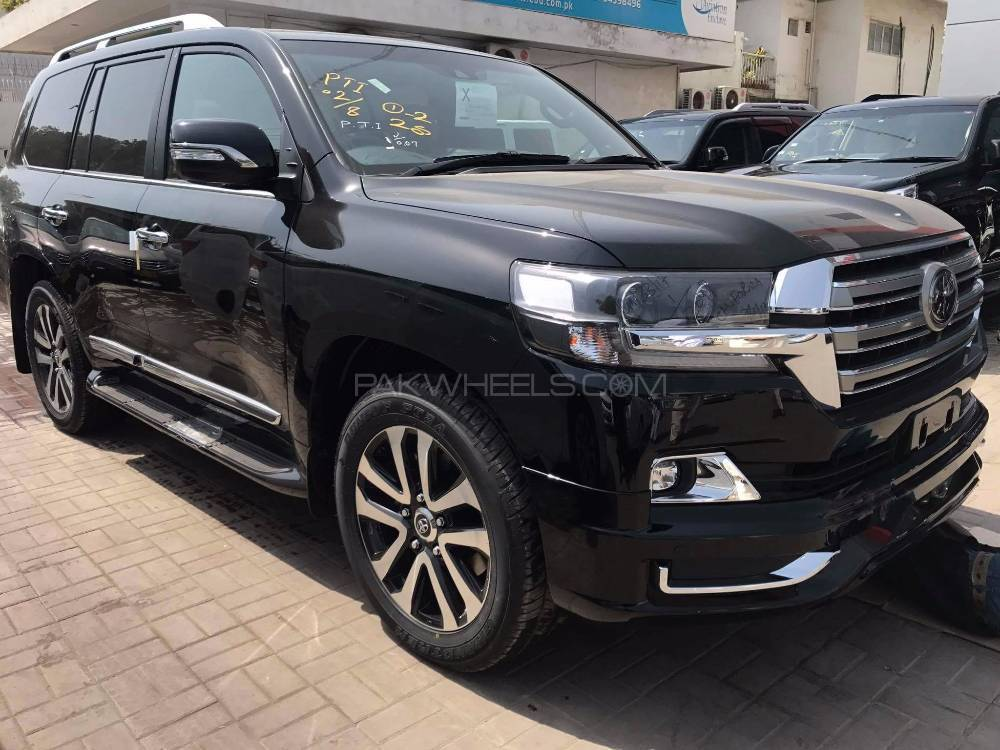 Chevy Bolt 2018 Release Date >> Toyota Land Cruiser Zx 2017 For Sale In Karachi Pakwheels | Autos Post