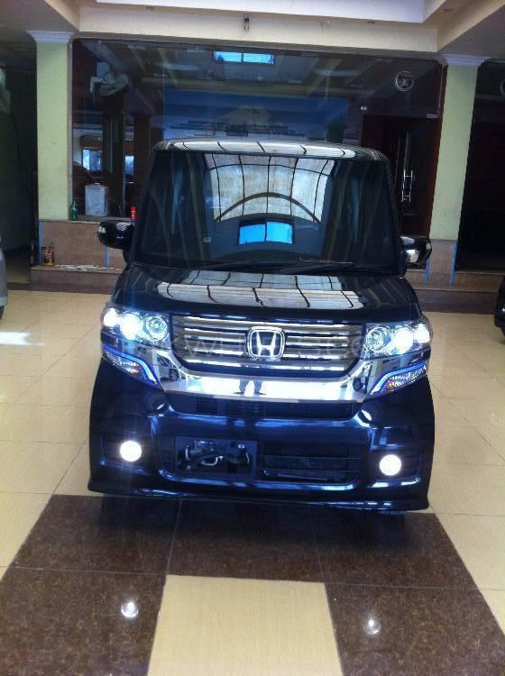Honda N Box Custom G-L PACKAGE 2013 Image-1