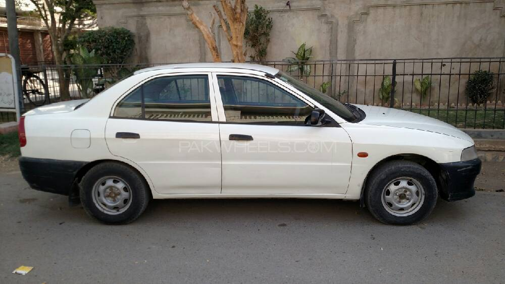 mitsubishi lancer 1998 for sale in karachi pakwheels. Black Bedroom Furniture Sets. Home Design Ideas