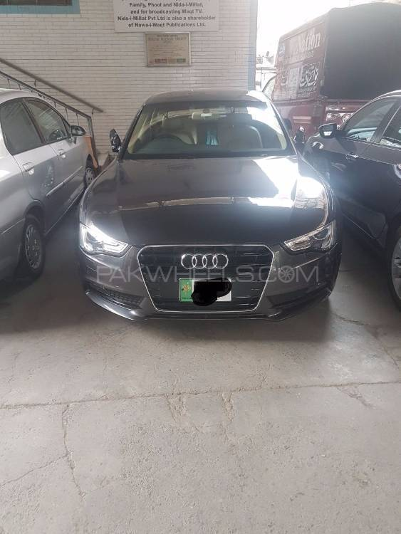 Audi A5 1.8 TFSI 2013 Image-1