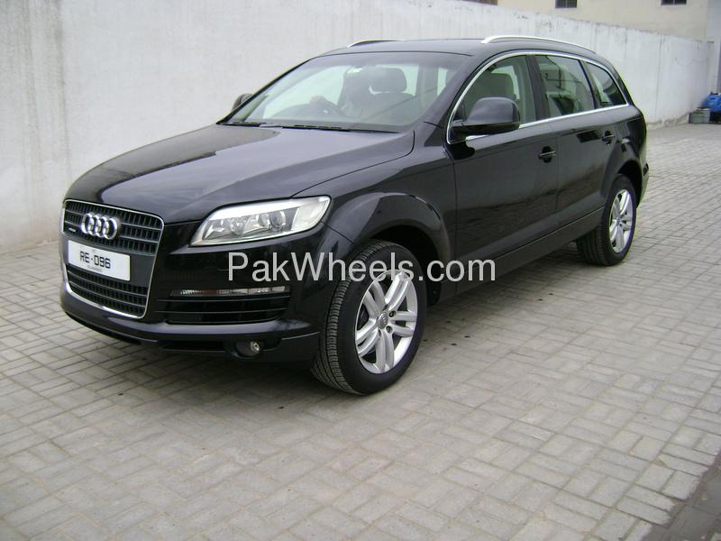 Audi Q7 3.6 FSI 2009 Image-1
