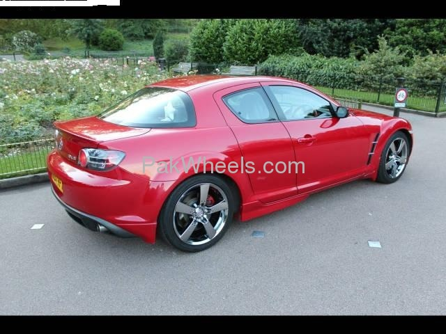 mazda rx8 2007 for sale in lahore pakwheels. Black Bedroom Furniture Sets. Home Design Ideas