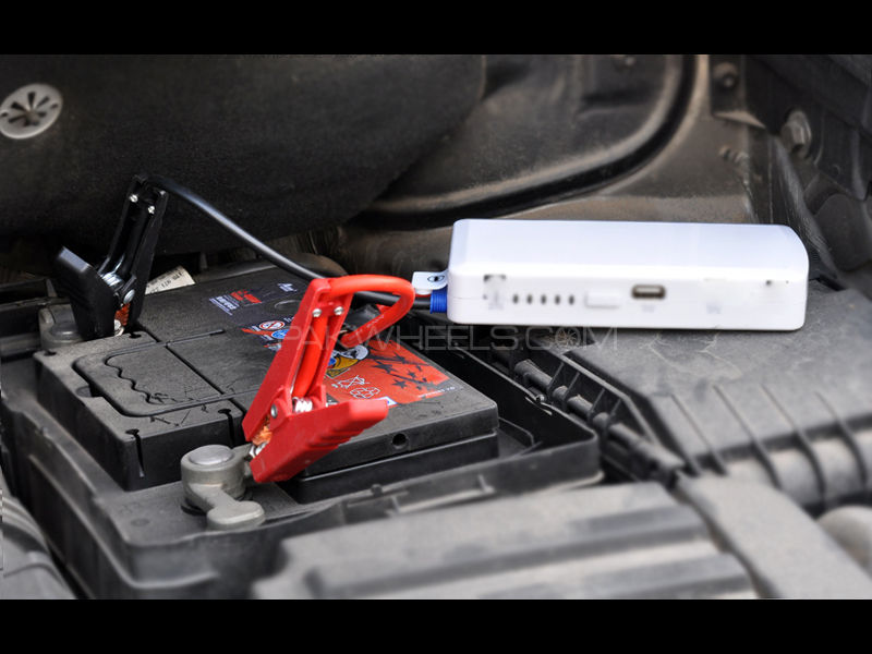 Multi-Function Jump Starter Kit  in Lahore