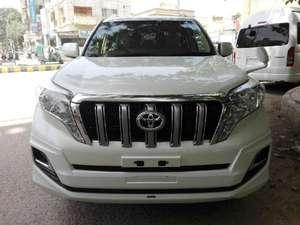 Used Toyota Prado TX Limited 2.7 2013