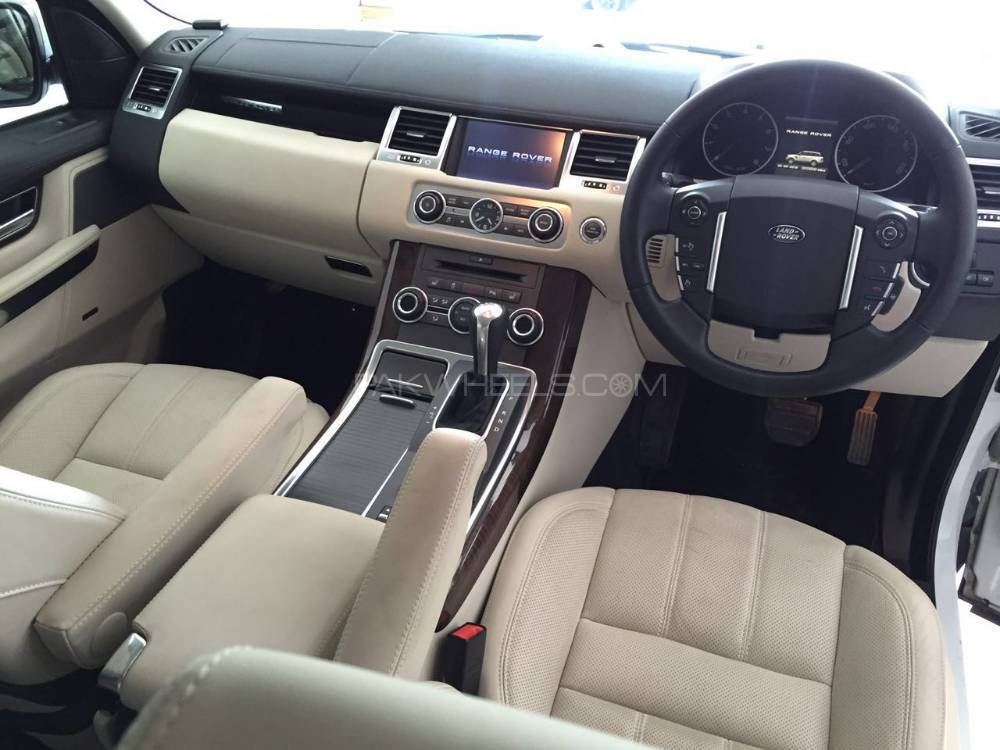 Range Rover Sport Autobiography Sport 2012 for sale in Islamabad