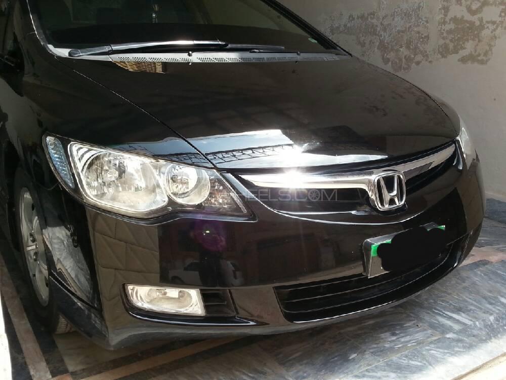 Honda Civic VTi 1.8 i-VTEC 2006 Image-1