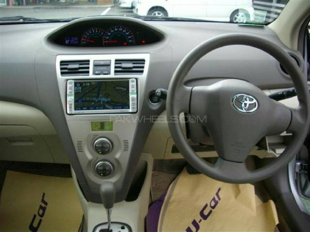 Toyota Belta X Business A Package 1 0 2010 For Sale In Lahore