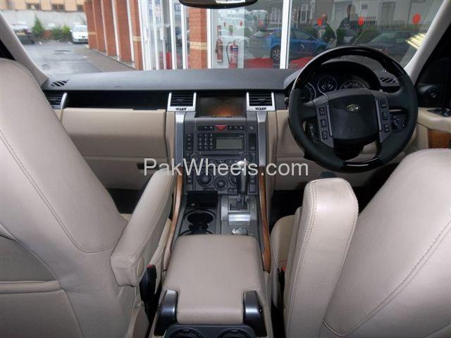 Range Rover Sport 2006 Image-5