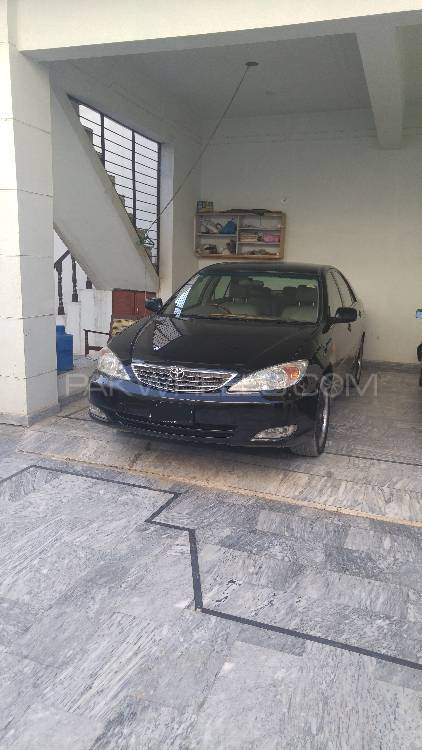 Toyota Camry Up-Spec Automatic 2.4 2003 Image-1