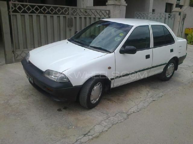 Suzuki Margalla Gl 1996 For Sale In Lahore Pakwheels