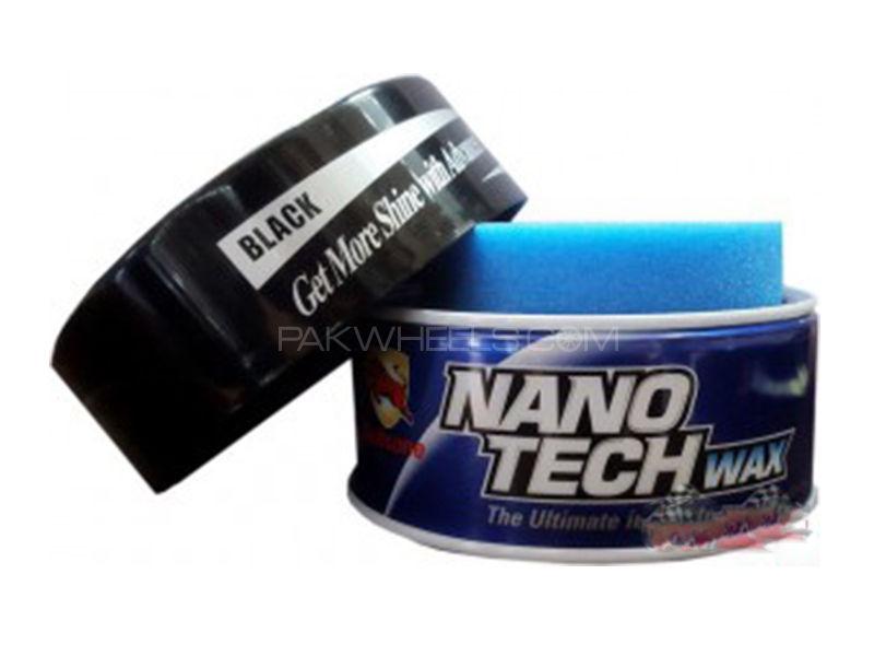 Bullsone Nano Tech Wax For Black Car - 300g Image-1