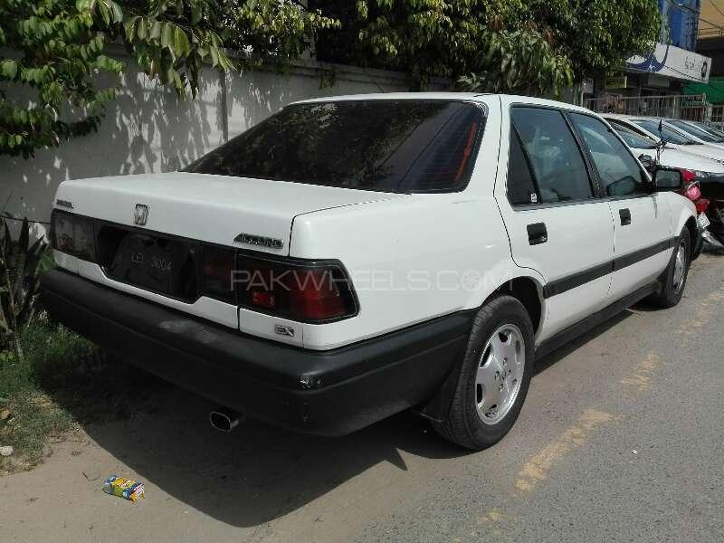 2017 Honda Accord White >> Honda Accord EX 1986 for sale in Lahore | PakWheels