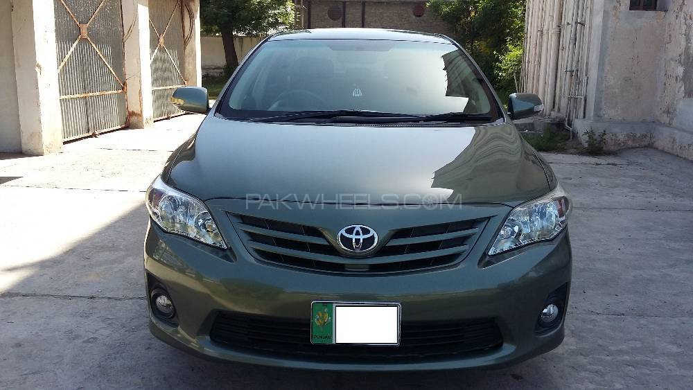Toyota Corolla Altis Cruisetronic 1 6 2011 For Sale In