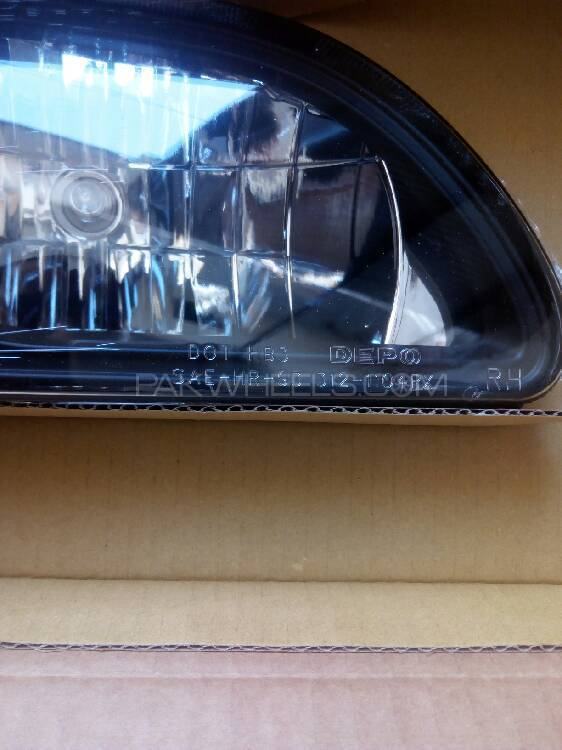 Toyota Corolla 1994 Model Projection Lights For Sell Image-1