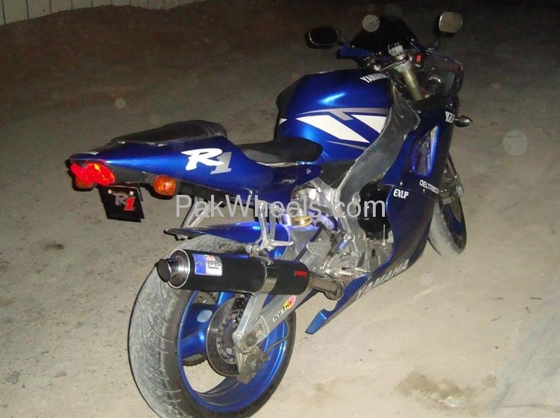 used yamaha yzf r1 2002 bike for sale in karachi 99253 pakwheels. Black Bedroom Furniture Sets. Home Design Ideas