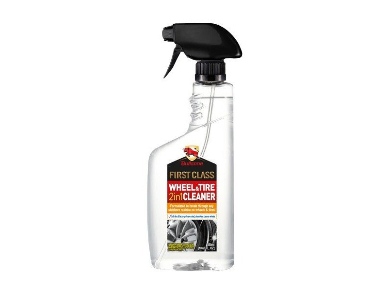 BULLSONE FIRSTCLASS WHEEL & TIRE CLEANER 2 IN 1 Image-1