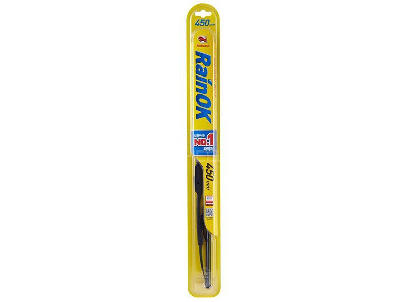 """BULLSONE RainOK Zenex Wiper Blade 450mm - 18"""" Image-1"""
