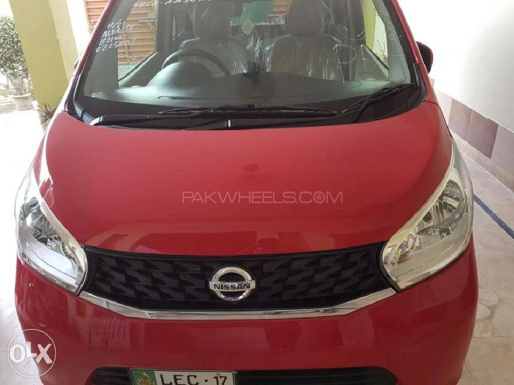 Nissan Dayz 2015 Image-1
