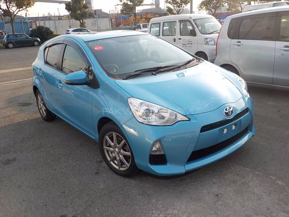 Toyota Aqua S 2014 For Sale In Bahawalpur Pakwheels