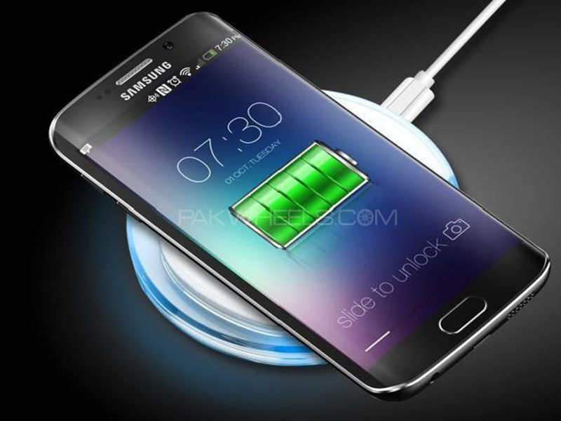 Wireless Mobile Charger For Car/Office/Home Use - Android Only Image-1