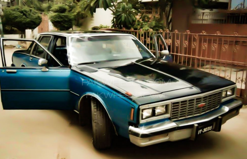 chevrolet impala 1984 for sale in karachi   pakwheels
