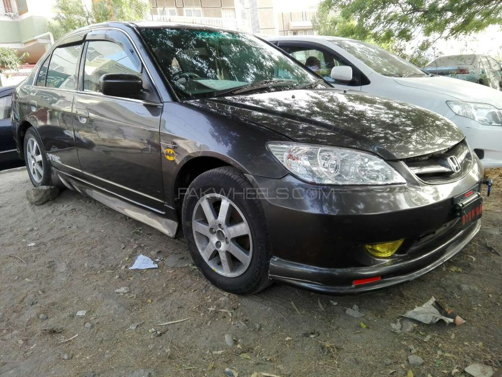 Honda Civic 2004 Manual Cars for sale in Karachi  Verified Car
