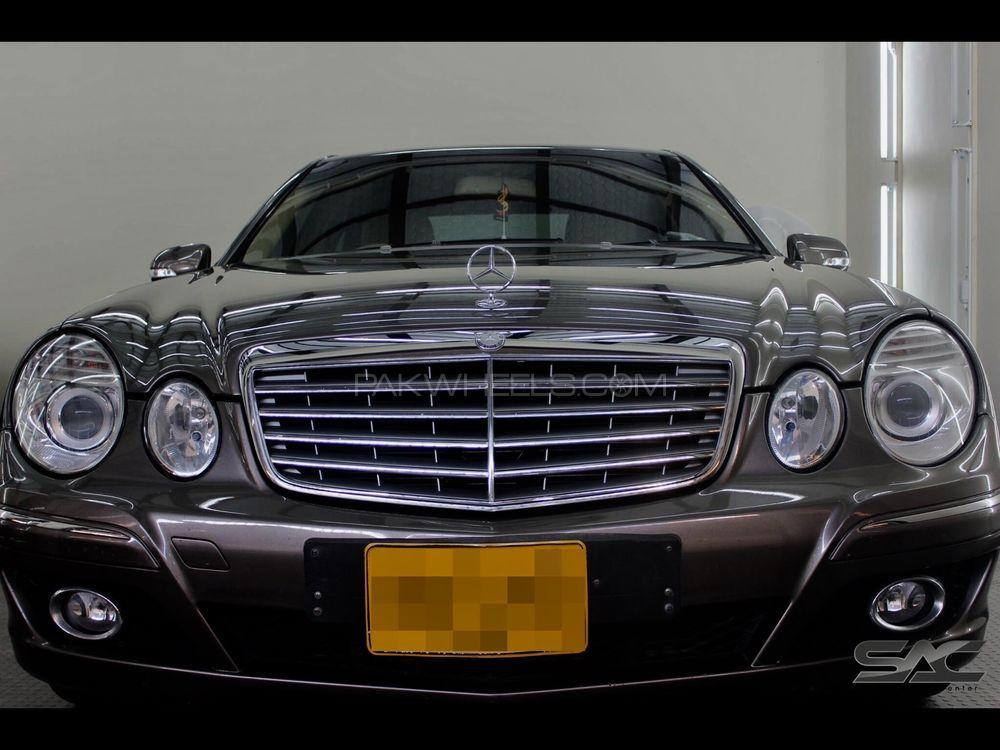 Mercedes Benz E Class 2007 Image-1