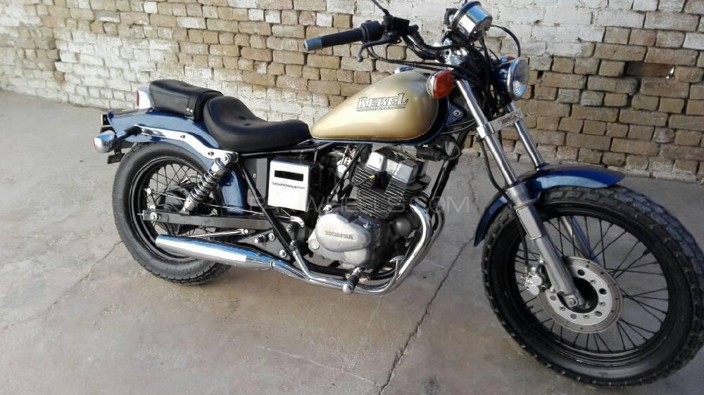 used honda rebel 1990 bike for sale in faisalabad 185126 pakwheels. Black Bedroom Furniture Sets. Home Design Ideas
