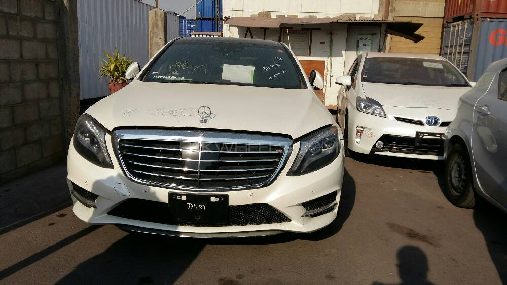Mercedes benz s class s400 hybrid 2013 for sale in karachi for 2013 mercedes benz s400 hybrid