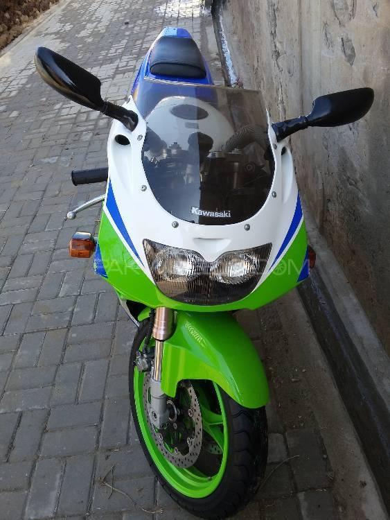 Kawasaki Ninja R For Sale In Pakistan