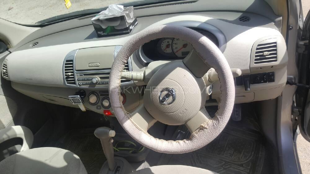 Nissan March 12E IYASHI INTERIOR 2012 Image-1