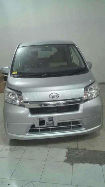 Used Daihatsu Move X 2014