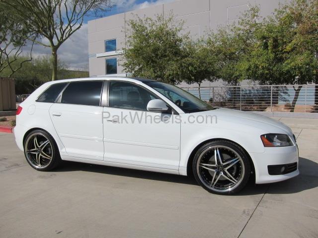 Audi A3 2009 Image-1