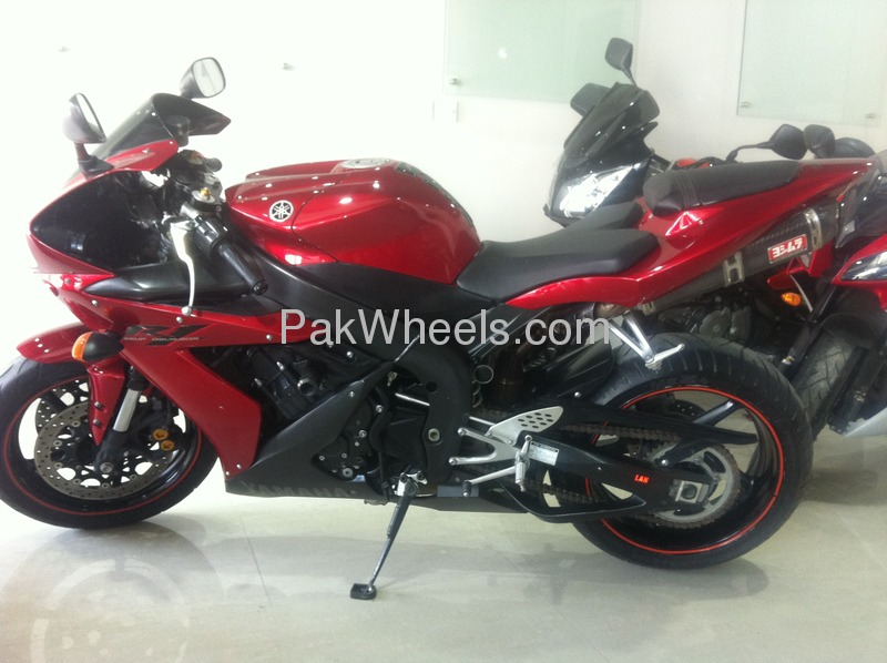 Used yamaha yzf r1 2005 bike for sale in lahore 99377 for 2005 yamaha r1 for sale