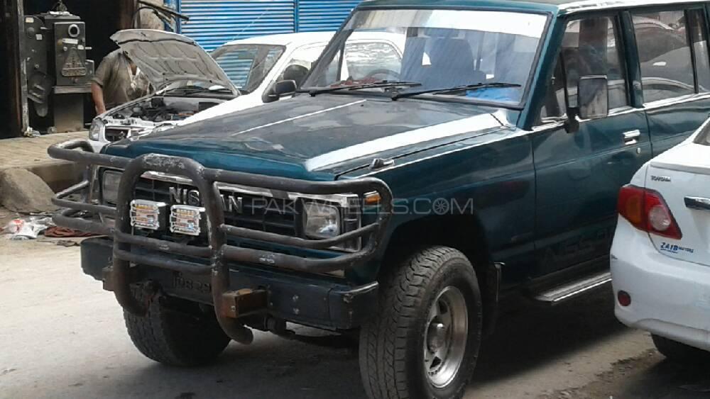 Nissan Safari 1985 Image-1