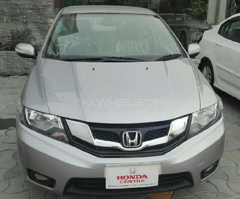 Honda City 1 3 I Vtec 2017 For Sale In Rawalpindi Pakwheels