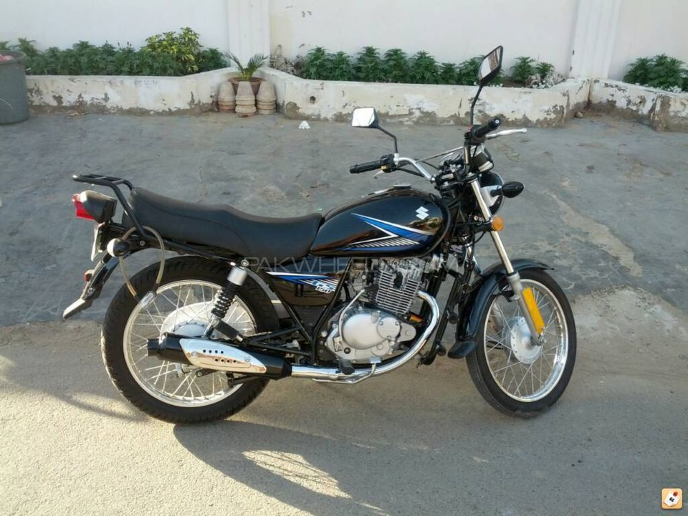 Bike Insurance Online >> Used Suzuki GS 150 SE 2015 Bike for sale in Attock - 186423 | PakWheels